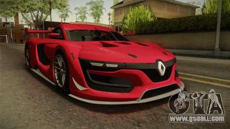 Renault Sport R.S.01 PJ3 for GTA San Andreas
