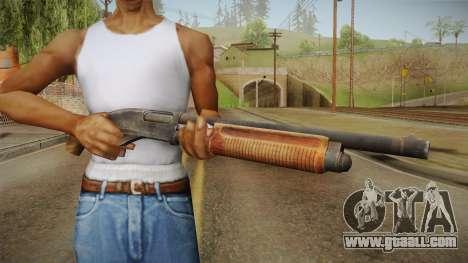Survarium - Remington 870 for GTA San Andreas third screenshot