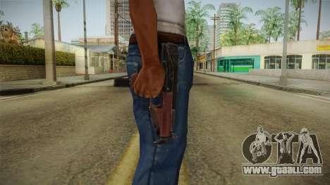 Survarium - SR-2M for GTA San Andreas third screenshot
