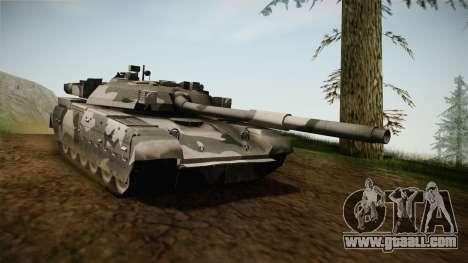 T-84-120 Yatagan for GTA San Andreas