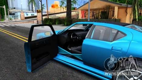 Buffalo GTA V IVF for GTA San Andreas inner view