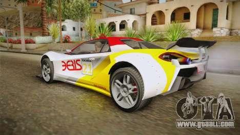 GTA 5 Progen Itali GTB Custom IVF for GTA San Andreas engine