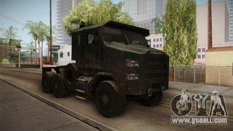 M1070 6x6 Oshkosh HET for GTA San Andreas