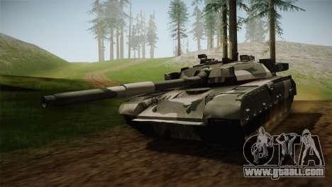 T-84-120 Yatagan for GTA San Andreas right view