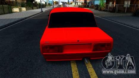 "VAZ 2105 ""Piglet GVR"" V3 for GTA San Andreas"