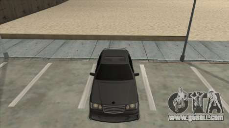 Brabus 7.3s for GTA San Andreas right view
