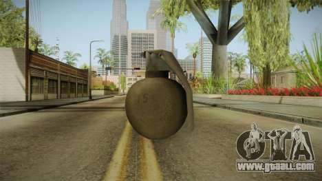 Battlefield 4 - M67 for GTA San Andreas