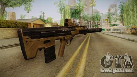 DesertTech Weapon 2 Silenced for GTA San Andreas second screenshot