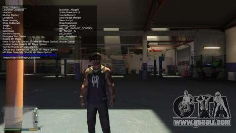 GTA 5 Simple Trainer 4.9