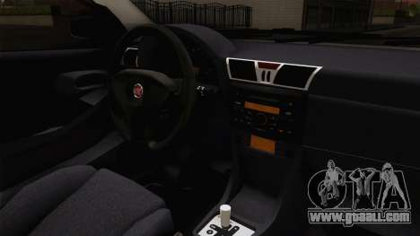 Fiat Stilo Weekend for GTA San Andreas inner view