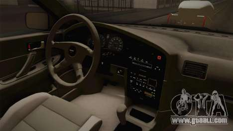 Subaru Legacy 1992 Monster Truck for GTA San Andreas inner view