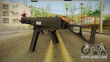 MP-5 v2 for GTA San Andreas second screenshot