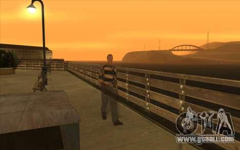 The Ghost Of T-Bone Mendez for GTA San Andreas second screenshot
