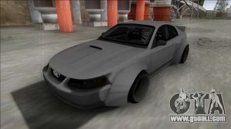 1999 Ford Mustang Rocket Bunny for GTA San Andreas
