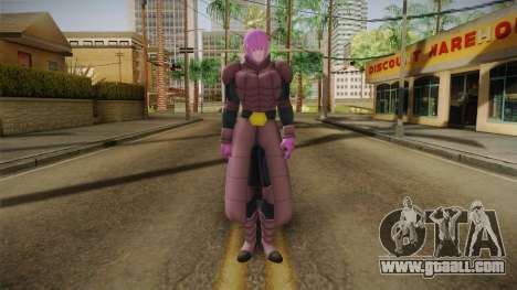 Dragon Ball Xenoverse 2 - Hit for GTA San Andreas second screenshot