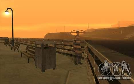 The Ghost Of T-Bone Mendez for GTA San Andreas forth screenshot