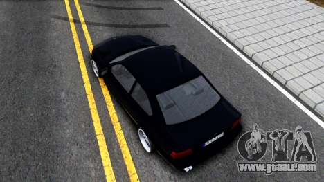 BMW M3 E36 for GTA San Andreas back view