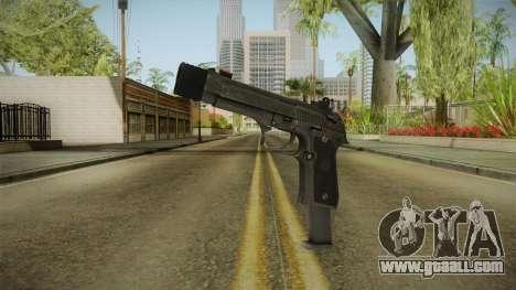 Battlefield 4 - M9 for GTA San Andreas
