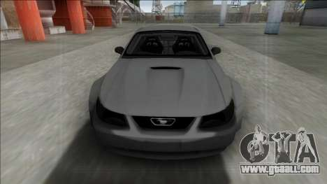1999 Ford Mustang Rocket Bunny for GTA San Andreas right view