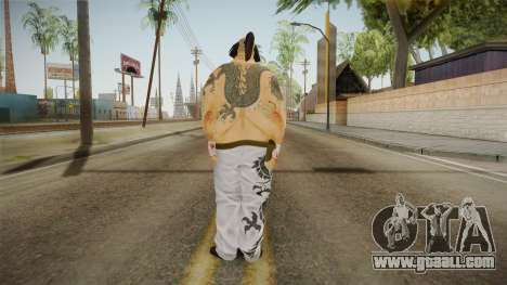 Yakusa for GTA San Andreas