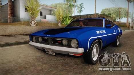 Ford Falcon 351 GT AU-spec (XB) 1973 HQLM for GTA San Andreas