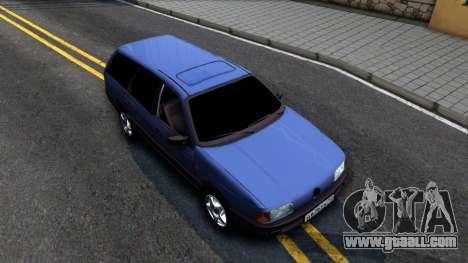 Volkswagen Passat B3 Wagon for GTA San Andreas right view