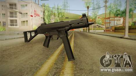 MP-5 v2 for GTA San Andreas