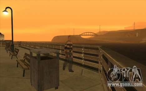 The Ghost Of T-Bone Mendez for GTA San Andreas third screenshot