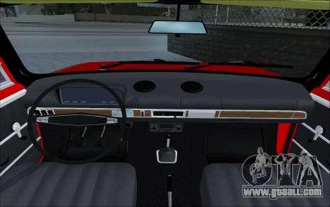 VAZ 2101 GVR V2 for GTA San Andreas right view