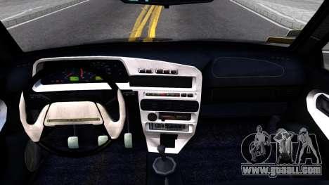 2115 for GTA San Andreas inner view