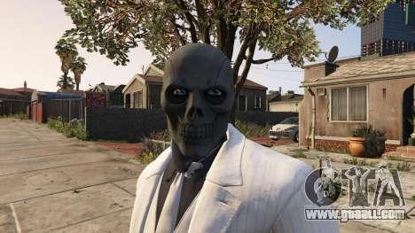 GTA 5 BAK Black Mask third screenshot