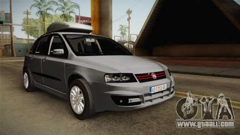 Fiat Stilo Weekend for GTA San Andreas right view