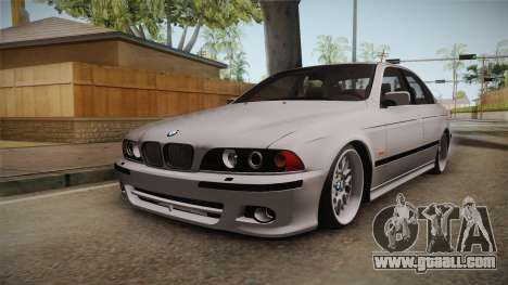 BMW 530i E39 for GTA San Andreas right view