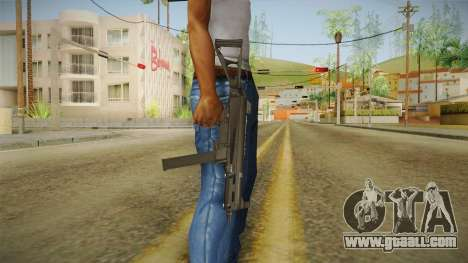 MP-5 v2 for GTA San Andreas third screenshot