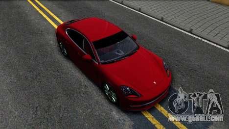 Porsche Panamera 4S 2017 v 4.0 for GTA San Andreas right view