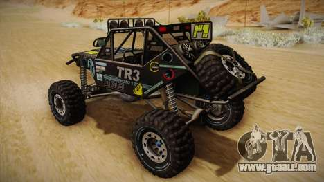 Dune Buggy Bill for GTA San Andreas left view