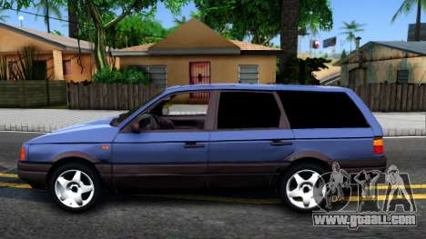 Volkswagen Passat B3 Wagon for GTA San Andreas left view