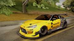 Scion FR-S Rocket Bunny PANDEM v3 RD Style for GTA San Andreas