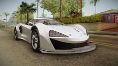 GTA 5 Progen Itali GTB Custom IVF for GTA San Andreas