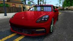 Porsche Panamera 4S 2017 v 4.0 for GTA San Andreas