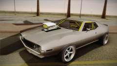AMC Javelin AMX 401 1971 Drag