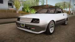 GTA 5 Dinka Blista Cabrio for GTA San Andreas