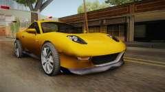 Driver: PL - MX2000 Drift Version for GTA San Andreas