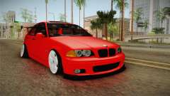 BMW 3 Series E46 CamberKinG for GTA San Andreas