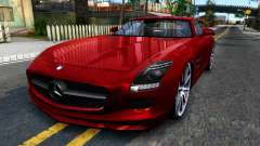 Mercedes Benz SLS AMG 6.3 2011 for GTA San Andreas