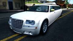 Chrysler 300C Limo 2007 IVF for GTA San Andreas