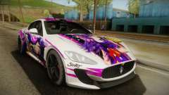 Maserati GranTurismo 2014 GOODSMILE Racing for GTA San Andreas