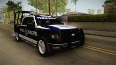 Ford F-150 Policia Municipal De Tijuana