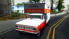 Ford F-350 U-Haul 1971 v1.1 for GTA San Andreas