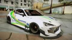 Scion FR-S Rocket Bunny PANDEM v3 RD Style PJ for GTA San Andreas
